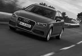 Audi A3 Sportback ganha elegância no design e mais espaço