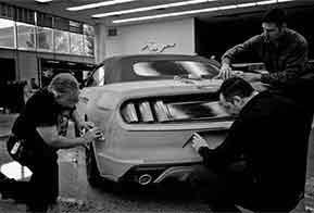 Ford apresenta no Salão do Automóvel modelo clay do KA