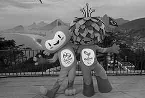 Conheça os mascotes da Rio 2016 e de outras cidades sedes