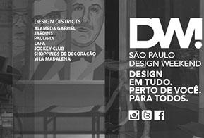 DW! Design Weekend invade São Paulo com mais de 100 eventos