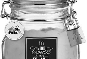 Molho do Big Mc em embalagem exclusiva promove McDia Feliz