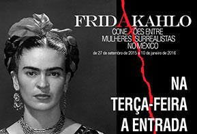 Exposição Frida Kahlo revela história surrealista da artista
