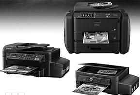 Epson promove ação em NY para lançar impressoras EcoTank