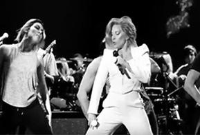 Tecnologia 3D no Grammy: Por trás das telas tributo a Bowie