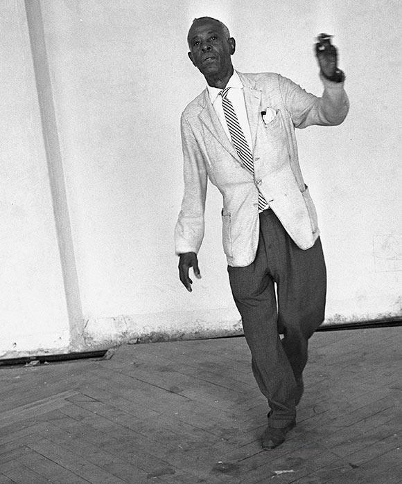 Donga, primeiro compositor a registrar um samba (_ArquivoAgência-O-GloboDivulgação)
