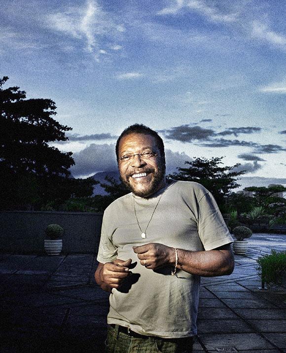 Martinho da Vila, um dos maiores dínamos da cultura brasileira (Foto: Leonardo Aversa Agência O Globo Divulgação)