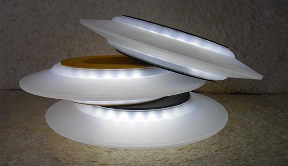 Luminária Luz Cheia, Rona Carapana