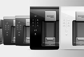 Brastemp lança novas versões de sua máquina multibebidas