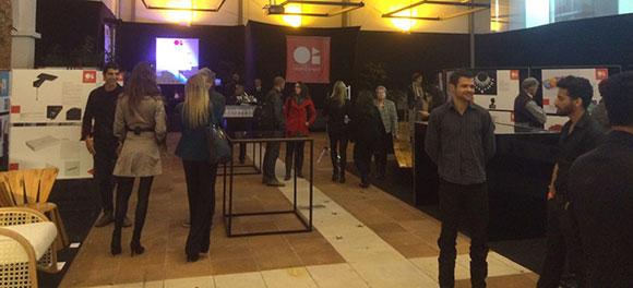 Premiados no Objeto:Brasil circulam pela exposição com os produtos finalistas no IED em SP