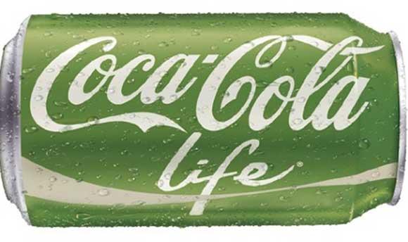 Coca-Cola Life com Stevia e 50% menos açúcares faz parte do compromisso mundial da Coca-Cola  com a saúde