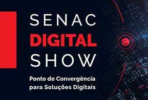 Evento Senac debate inovações em computação gráfica e Web