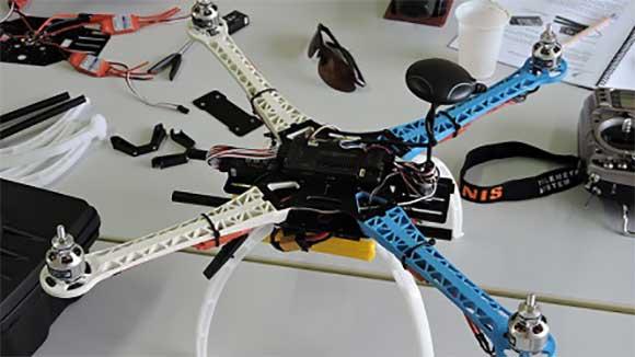 montagem-drones