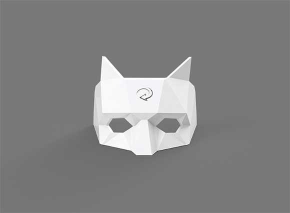 No Bale da Skol Brates a máscara ajudava a aproximar pessoas com afinidades semelhantes ????