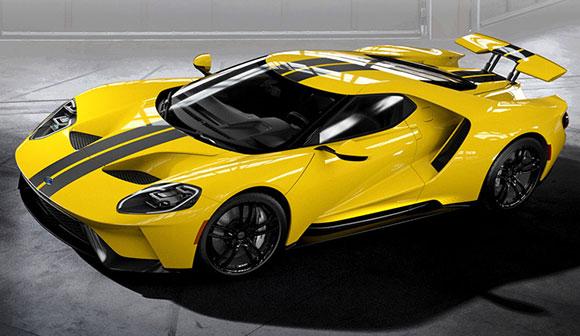 Ford GT exibido pela primeira vez no Brasil tem uma história marcante no mundo automobilístico