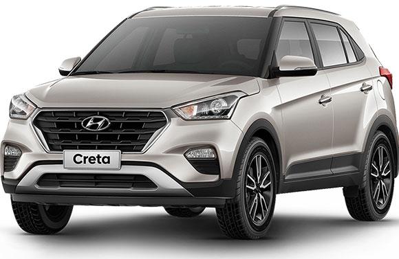 Hyundai apresenta novo  SUV Creta, produzido   em Piracicaba (SP), e com vendas previstas para 2017