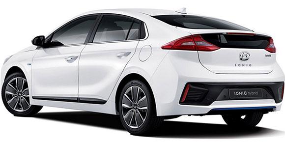 Hyundai Ionic primeiro carro elétrico do mundo com três opções de motorização para um único modelo