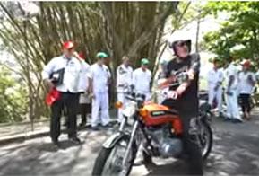Honda CG celebra 40 anos contando histórias de brasileiros