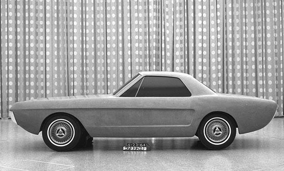 4-Mustang-Protótipo-Cupê2Lugares-1964
