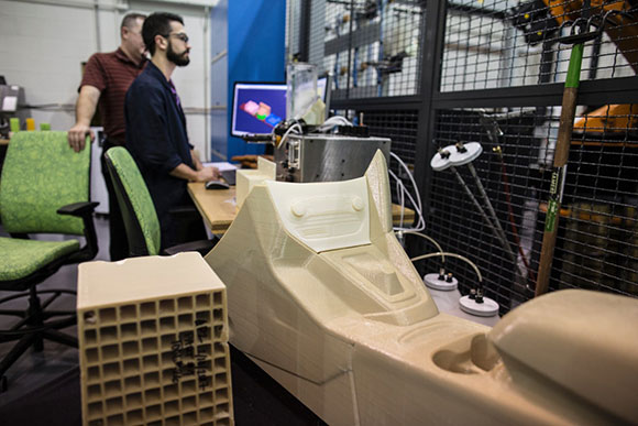 Spoiler produzido na impressora 3D é mais leve e ajuda a economizar combustível