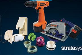 SKA imprime protótipos e peças finais em impressoras Stratasys